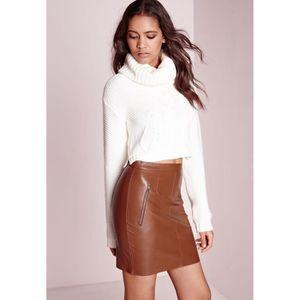 jupe simili cuir femme achat vente jupe simili cuir femme pas cher cdiscount. Black Bedroom Furniture Sets. Home Design Ideas