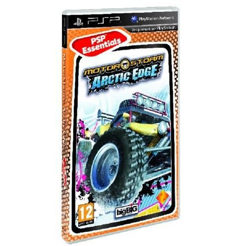 JEU PSP MOTORSTORM ARCTIC EDGE ESSENTIAL / Jeu console PSP