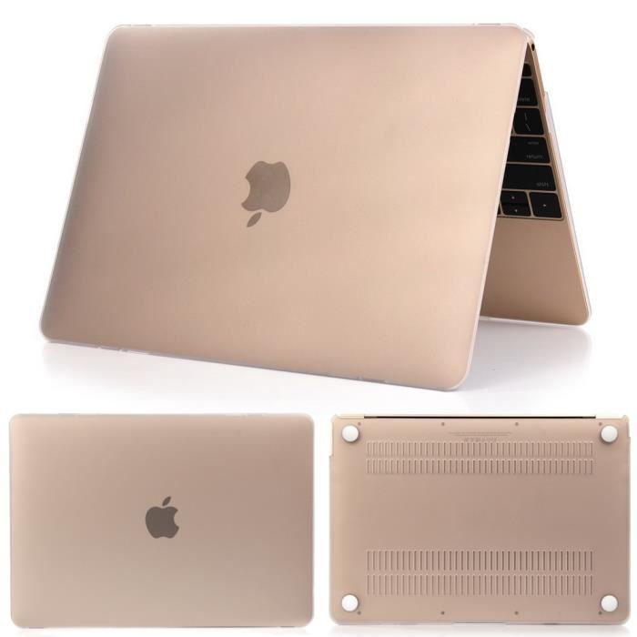 informatique accessoires tablettes tactiles coque de protection velour pour macbook  pouces f auc