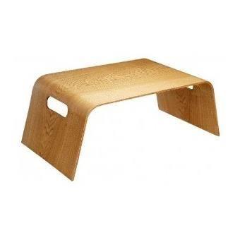 plateau repas en bois courb achat vente plat de service cdiscount. Black Bedroom Furniture Sets. Home Design Ideas