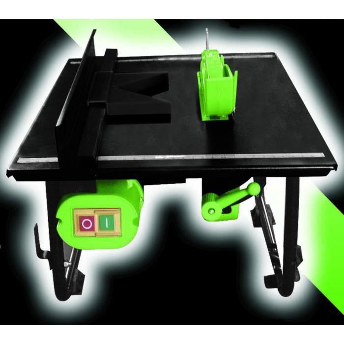 table scie circulaire 600w achat vente scie lectrique cdiscount. Black Bedroom Furniture Sets. Home Design Ideas