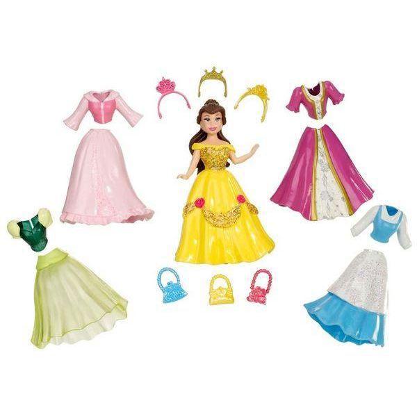 Poupée Disney Princesses Ariel paillettes de Mattel à 9,99€ @ Auchan
