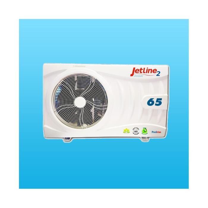 Jetline2 65 pour 45m3max pompe a chaleur piscine achat vente chauffage de - Avis sur pompe a chaleur ...