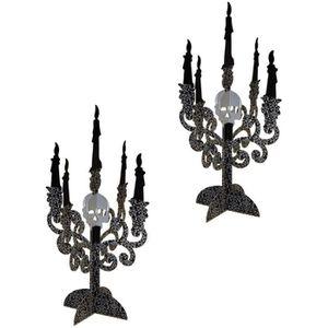 chandelier de table achat vente chandelier de table pas cher les soldes sur cdiscount. Black Bedroom Furniture Sets. Home Design Ideas