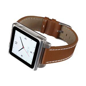 BRACELET DE MONTRE HEX Vision Classic Cuir Bracelet  pour iPod nan…