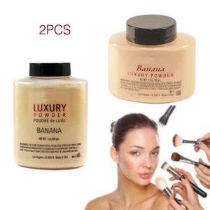 FOND DE TEINT - BASE le luxe banana poudre libre le maquillage facial s