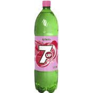 LIMONADE & TONIC Seven up cherry 1,5L
