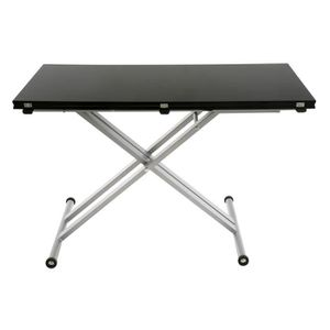 Table basse rehaussable achat vente table basse rehaussable pas cher cd - Table basse rehaussable ...