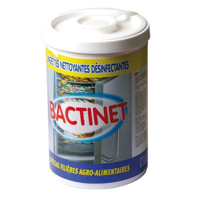 LINGETTE NETTOYANTE Protection individuelle - Lingette antibactérie…