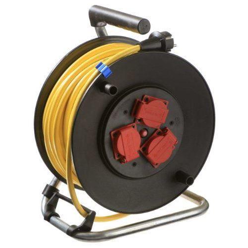 As schwabe 10139 enrouleur de c ble lectrique achat for Diametre exterieur cable electrique