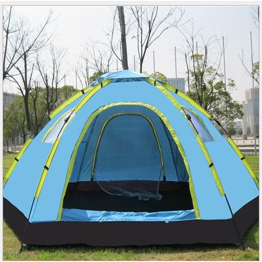 Tente automatique pour camping ext rieur voyage achat for Tente enfant exterieur