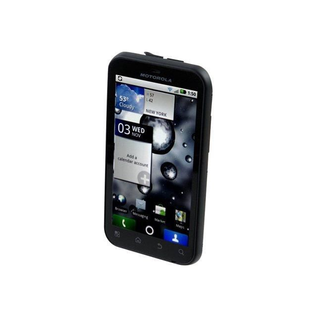 motorola defy noir reconditionne a neuf achat smartphone. Black Bedroom Furniture Sets. Home Design Ideas