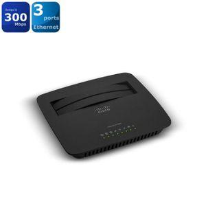 Linksys X1000 modem-routeur WiFi N300