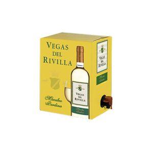 VIN BLANC Vin blanc Vegas del Rivilla - Extremadure (Espagne
