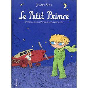 LIVRE D'ÉVEIL Livre - Le Petit Prince : Bande dessinée