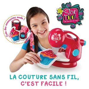 Support à décorer SEW COOL- Machine A Coudre Sew Cool