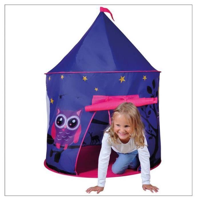 knorrtoys 55539 tente de jeux couleur bleu nuit avec. Black Bedroom Furniture Sets. Home Design Ideas