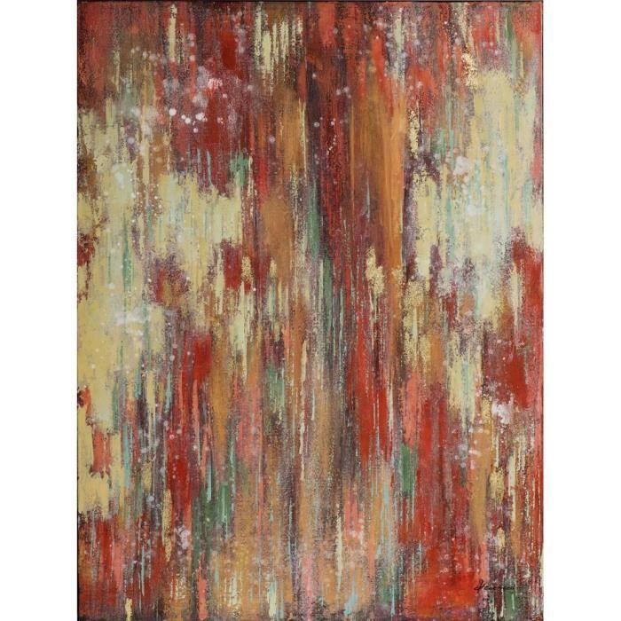 Tableau abstrait acrylique achat vente tableau abstrait acrylique pas che - Vente tableau abstrait ...