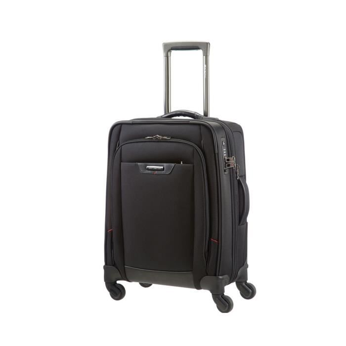 valise 4 roues samsonite taille cabine gamme pro dlx4 achat vente valise bagage. Black Bedroom Furniture Sets. Home Design Ideas