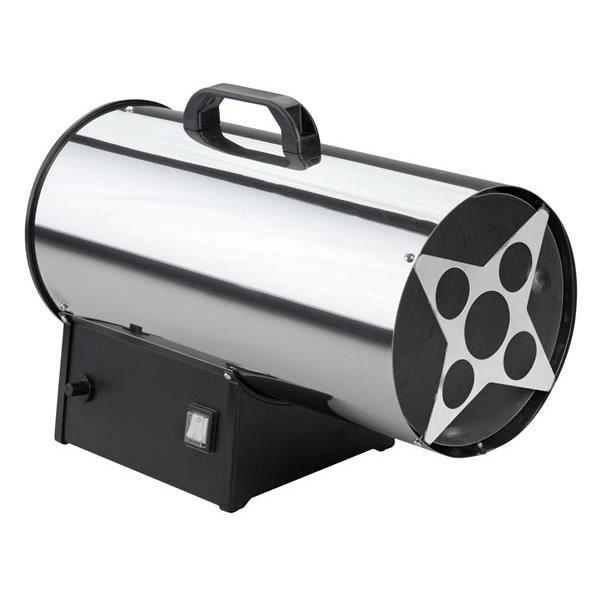 canon a chaleur au gaz 17 5 kw achat vente chauffage. Black Bedroom Furniture Sets. Home Design Ideas