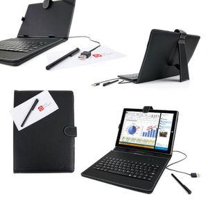 CLAVIER POUR TABLETTE Etui clavier QWERTY pour Microsoft Surface 3 écran