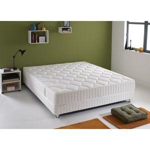 ensemble sommier et matelas ressort 2 x 80 x 200 achat vente ensemble sommier et matelas. Black Bedroom Furniture Sets. Home Design Ideas