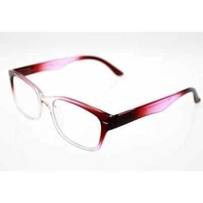 lunettes pre montees loupe avec etui souple er4 rouge achat vente lunettes de lecture femme. Black Bedroom Furniture Sets. Home Design Ideas