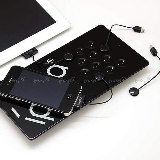 chargeur de batterie magn tique pour iphone ipa achat vente chargeur de batterie magn t. Black Bedroom Furniture Sets. Home Design Ideas