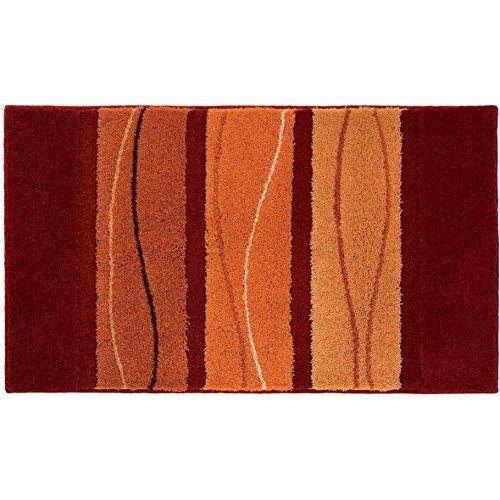 grund orly tapis de bain couleur terre achat vente tapis de bain cdiscount. Black Bedroom Furniture Sets. Home Design Ideas