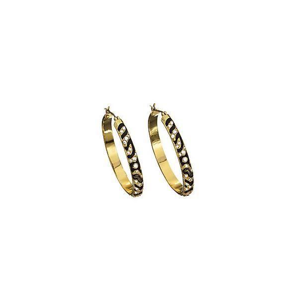 guess boucles d 39 oreilles bijoux en or et animal achat. Black Bedroom Furniture Sets. Home Design Ideas