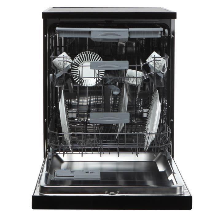 Continental Edison Celv1539b Lave Vaisselle Posable 15