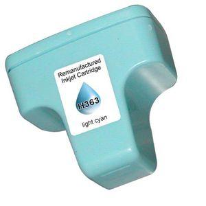 HP 363 XL Cartouche d'encre compatible Cyan Light