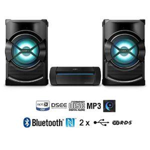 SONY SHAKEX3 Chaine HiFi Bluetooth aptX 2200W