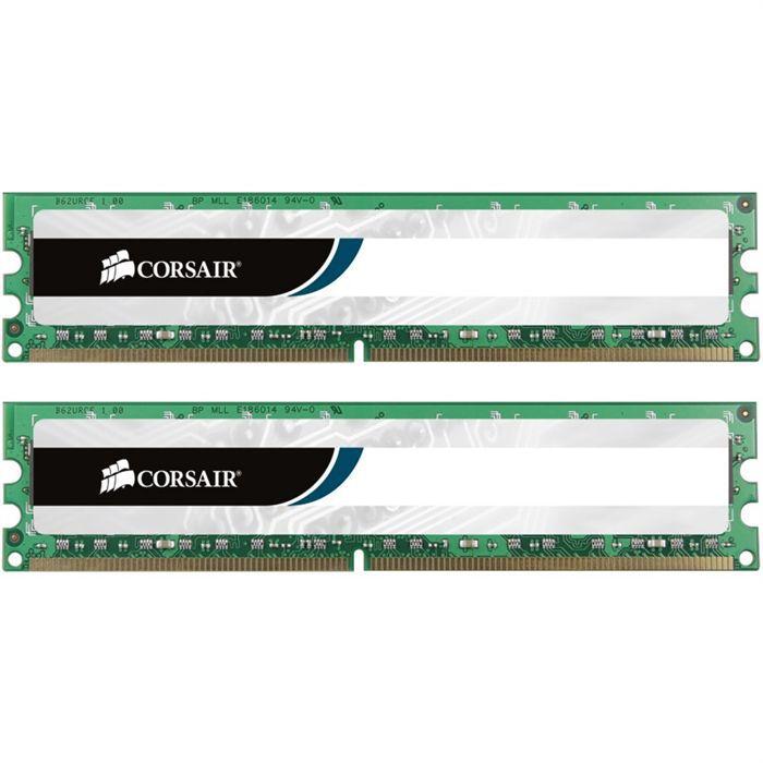 MÉMOIRE RAM Corsair 8Go DDR3 1333MHz C9