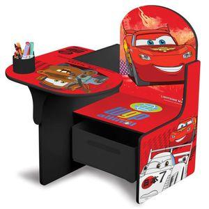 bureau enfant disney achat vente jeux et jouets pas chers. Black Bedroom Furniture Sets. Home Design Ideas
