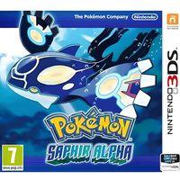 JEU 3DS Pokémon Saphir Alpha Jeu 3DS