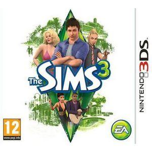 JEU 3DS LES SIMS 3 / Jeu console 3DS