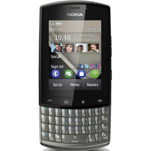 Téléphone GSM NOKIA ASHA 303 GRIS