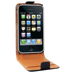 SWISS CHARGER Etui Cuir iPhone 3GS Achat / Vente SWISS CHARGER Etui