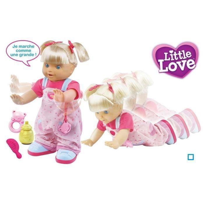 Destockage vtech little love bebe apprend a marcher poupon au meilleur pr - Destockage meuble bebe ...
