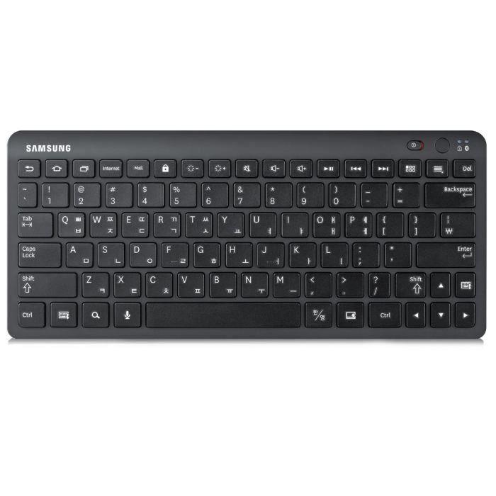 Destockage samsung clavier bluetooth noir clavier pour - Tablette samsung au meilleur prix ...