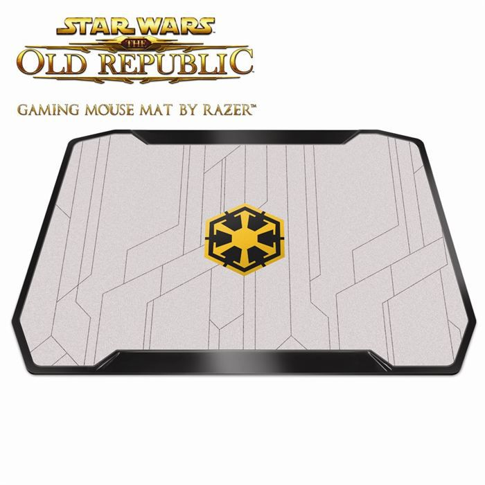 razer tapis star wars the old republic achat vente. Black Bedroom Furniture Sets. Home Design Ideas