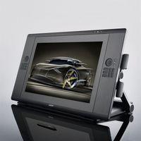 Tablette graphique et Stylets WACOM CINTIQ 24HD DTK2400 GRIS