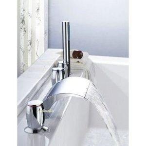 salle de bains robinets de bain achat vente salle de bains robinets de bain pas cher cdiscount. Black Bedroom Furniture Sets. Home Design Ideas