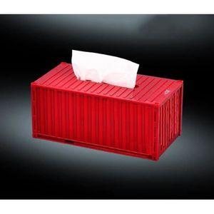 boite mouchoirs achat vente boite mouchoirs pas cher cdiscount. Black Bedroom Furniture Sets. Home Design Ideas