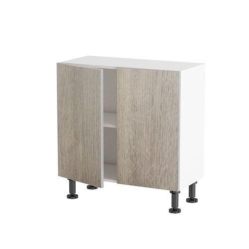 meuble cuisine bas petite profondeur 80cm 2 por achat