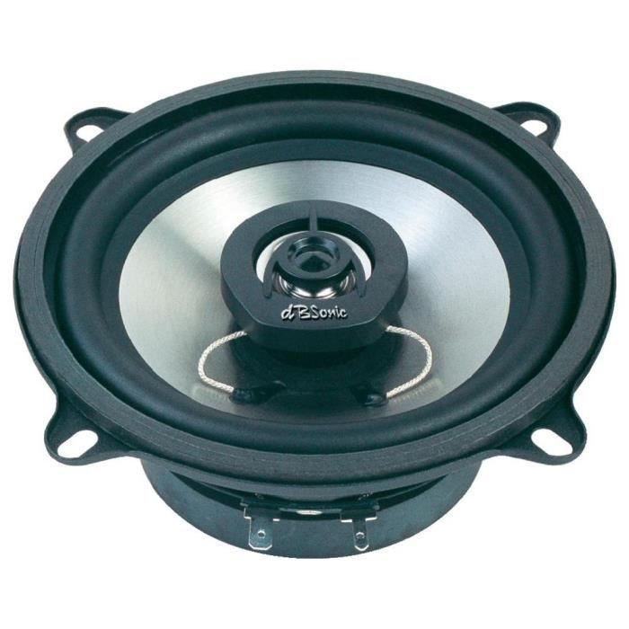 paires de haut parleurs auto dbsonic 5010 haut parleur voiture avis et prix pas cher cdiscount. Black Bedroom Furniture Sets. Home Design Ideas