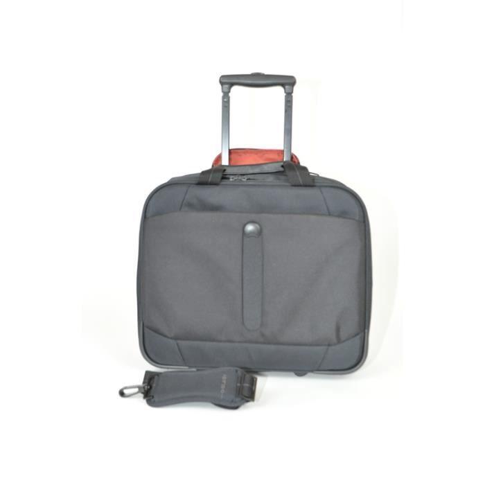 pilot case delsey de la collection bellecour noir achat vente valise bagage 3219110290400. Black Bedroom Furniture Sets. Home Design Ideas