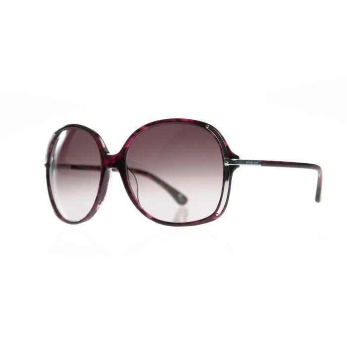 lunettes de soleil michael kors violet bleu achat vente lunettes de soleil femme cdiscount. Black Bedroom Furniture Sets. Home Design Ideas