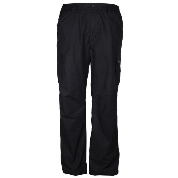 trek pantalon homme hiver s chage rapide l ger noir achat vente pantalon de sport. Black Bedroom Furniture Sets. Home Design Ideas